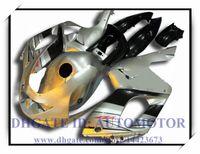 Injection tout nouveau kit de carénage 100% adapté pour YAMAHA YZF 600R 1996-2007 1997 1998 1999 2000 YZF600R 96-07 # VJ833 ARGENT NOIR