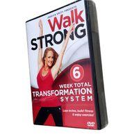 Wholesale Walk Strong Week Total Transformation System Workout Fitness Disc Set US Version Region