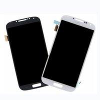 Pour Samsung Galaxy S4 écran numériseur avec orginal haute qualité pour i9500 i337 i545 i9502 i9505 E300K E300S