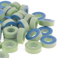 Wholesale PHFU Pale Green Blue Iron Core Power Inductor Ferrite Rings AT44
