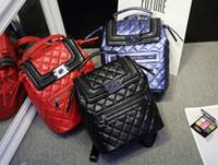 argyle boy - high quality w324 colors genuine leather argyle boy backpack bag c luxury celeb inspired classic cm school