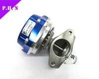 Wholesale Free ship Turbosmart Wastegate MM External Wastegate Turbo Wastegate psi Universal turbo waste gate Suitable For All Turbocharged stock