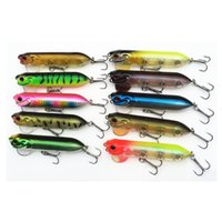 artificial snakes - Topwater Fishing Pencil Lure mm g Artificial Hard Bait Mini Magician Snake Walker Dog Artificial Lures