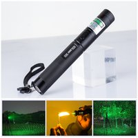 Wholesale Professional for Laser High Power Green Laser Laser Lazer Laser Pointer Point and Starry Adjustable with safe key