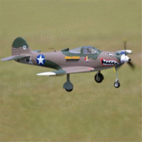 bell motor - FMS P P39 Hells Bells mm Racing High Speed PNP RC Airplanes Cheap rc petrol airplane