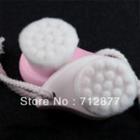Wholesale Soft Facial Cleansing Brush Deep Pore Clean Sebum Blackheads Face Massage Brush Skin Care Cheap Skin Care