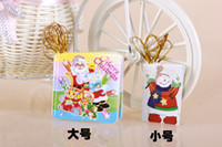 Wholesale Hot sale Christmas Tree Decorations Blessing Christmas Cards Wish Card Gifts Postcard Greeting Cards Christmas Ornamen dhl free