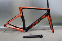 Wholesale 2016 Wholesales Carbon Road Frame T1000 K Cipollini NK1K Carbon Bike Frames Chinese Carbon Bicycle Frame fork seatpost clamp headset