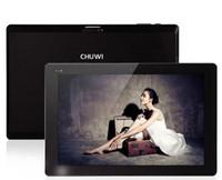 Wholesale Chuwi Hi10 quot Windows10 tabletas GB RAM GB ROM Android Intel Cereza Z8300 Trail Quad Core IPS GHz Tablet PC