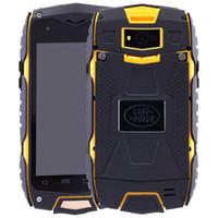 Quad Core Android 5.0 teléfono original nuevo descubrimiento V11 IP68 a prueba de agua MTK6582 de 4.0 pulgadas Smartphone 3G de 8 GB ROM al aire libre móvil