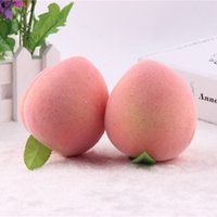 Wholesale cm peach squishy Jumbo buns slow rising bun pink order Patisserie jewelry party decorations simulation
