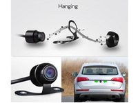 Wholesale HD Universal Car Rear View Camera Parking Assistance Camera Night Version Reverse CMOS CCD Camera With Wide View Angle