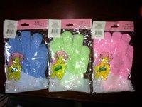 Wholesale Shower bath gloves factory Cuozao towel gloves A sale