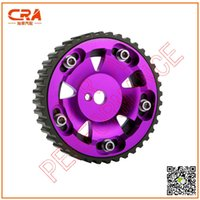 Wholesale CRA Performance High Quality Alumin HKS Timing Gear Timing Sproket Cam Gear Cam Pulley for Mitsubishi G93