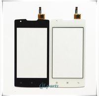 Wholesale inch Cell Phone Touch Panel Touchscreen For Lenovo A1000 Smartphone Touch Screen Digitizer Front Glass Sensor