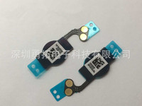 iPhone 5   100 Pieces Start Sale Wholesale Cell Phone Parts Back Home Button With Flex Cable for iPhone 5