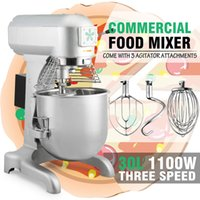 Wholesale Brand New Quarts Commercial Heavy Duty Steel Speed Stand Dough Food Mixer