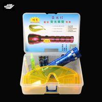 air conditioning liquid - Automotive Air Conditioning Diagnostic tool LED High Brightness Flashlight Fluorescent Liquid Circulation Diagnostic Tool