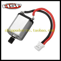 Wholesale HSP unlimited car parts RC parts model number brush motor motor teeth freeshipping
