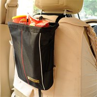 audio food - bag audio L Car Back Seat Storage Bag Organizer Tools Toys Food Container Basket Auto Interior Accessories styling Supplies