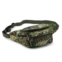 Wholesale Hot sale brand new men and women outside the fanny pack bag strap military tacticschest pack