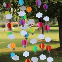 baby playroom - Rainbow Garland Party Garland Wedding Decor Baby Shower Nursery Playroom Etc