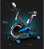 Wholesale 704 moving single car ultra quiet home Magnetic Exercise Bike fitness equipment Foot pedal motion bicycle