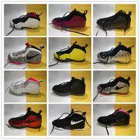 al por mayor hombres s zapatos del aire de baloncesto-2016 Penny descuento zapatos de baloncesto de la calidad original de Hardaway hombres de los EEUU Olímpicos Uno 1 Airs Pro zapatillas de deporte Entrenar 3 Tamaño 41-45