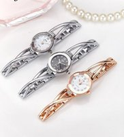 amethyst clock - FASHION watches women rose gold simulated ceramic band rhinestones ladies quartz watch montre femme hour clock relojes mujer men s Wristwatc