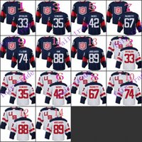 authentic team jerseys - team usa dustin byfuglien Ice Winter Jersey Cheap Hockey Jerseys Authentic Stitched Size