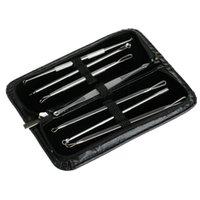 Wholesale Blackhead Pimple Blemish Comedone Acne Extractor Remover Tool Set Kit