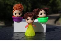 Wholesale New Arrival Cute Bounced Dolls Toys Finger Doll Bounce Elf Princess Jumping Elves Princess Educational Toys Creative Children s Day Gif