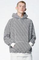 Wholesale All Logos Print Fear of God Skateboards Hoodie Kanye West Streetwear Fleece Cotton Sweatshirt Justin Bieber FOG Hoody Tracksuit Jumper