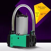 air sampling pumps - Engineering Plastic Electrical Pump V Micro Brush Vacuum Pump Air Sampling Gas Collection Small Oil less Diaphragm Pump