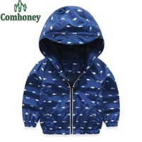 bebe outerwear - Boy Windbreaker Jacket for Girls Baby Trench Coats Children Outerwear Spring Autumn Bebe Jackets for Girls Fashion Kids Clothing