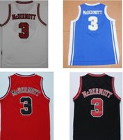 Wholesale Accept Mix Order Doug Mcdermott Jersey Stitched Mesh Jerseys Best Quality