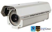1080P Full HD 2.0MP Cámara de reconocimiento de placas de vehículos con luz anti-fuerte y función de WDR Seguridad LPR ANPR Cámara IP CCTV