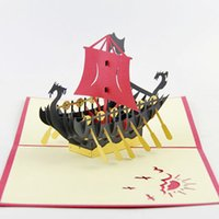best year boats - 20 pieces Handmade D Dragon Boat Festival Greeting Card Your Best Wishes Wholesaler Support Mixed Branch