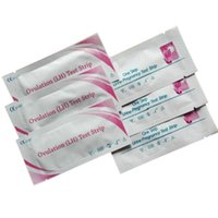 Wholesale 2016 NEW Fashion Style Ovulation Test Strips Pregnancy Test Strips by Fedex DHL