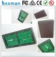 alibaba led - Leeman alibaba p10 outdoor red led moudle p10 outdoor single color led display LED546 R Red White Yellow Blue