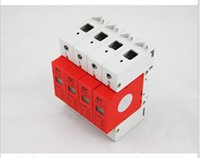 Wholesale pieces high quality Din Rail mm P P N KA V AC Household Low voltage Surge Protective Device