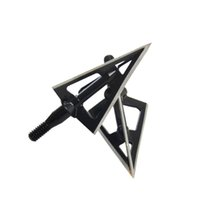 Wholesale Outdoor Use Arrowheads Broadheads Arrow Points Archery for Hunting Compound and Crossbow
