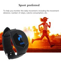 Wholesale Hot fitness smart wearable waterproof smart band with multi functions activity tracker for android and for ios