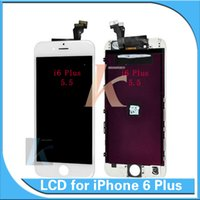 For Apple iPhone apple offering - Special offer for santiago AAA Quality iPhone Plus LCD replacement for iPhone plus LCD display with touch screen digitizer inch