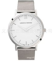 Wholesale LARSSON AND JENNINES The new cheap watches alloy mesh belt high grade gold Shi Yingnan lady wrist watch