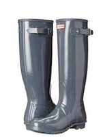 Wholesale HUNTER WELLINGTON TALL MATTE GRAPHITE GRAY quot RAIN BOOT SIZE