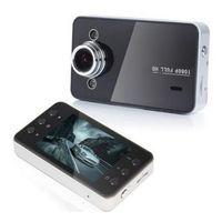 Wholesale Cheap K6000 Car DVR inch Dash Camera Digital Video Car Recorder with Night Vision Degree Wide Angle Vihecle Mini DV