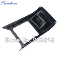 Wholesale Replacement Parts Air conditioning Installation For VW Golf MK6 Jetta Mk5 Rear Air Vent Center Outlet Console AC Dashbord Cover