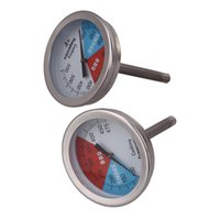 bbq smoker temp gauge - New arrival RWB BBQ CHARCOAL GRILL WOOD SMOKER OVEN PIT TEMP GAUGE THERMOMETER