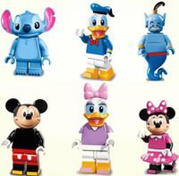 animal figures lot - 480pcs D892 Cute Animal figures Building Blocks Sets Model Brick Toys For Children